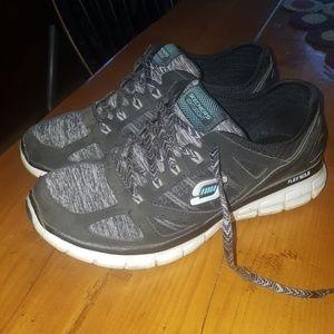 Skechers light weight running sneakers